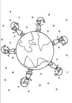 Disegni natalizi per bambini, da stampare e colorare