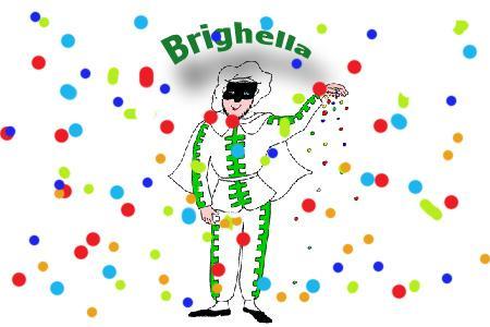 maschera brighella