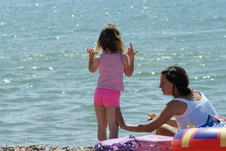 Al mare con i bambini - le spiagge italiane consigliate