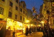 mercatini natalizi a vienna