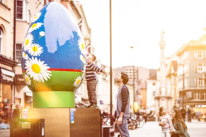 Innsbruck mercatino pasquale