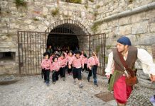 evento Pirati alla Rocca lonato del garda