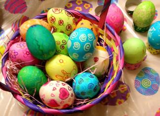 Pasqua: decorazioni per la casa