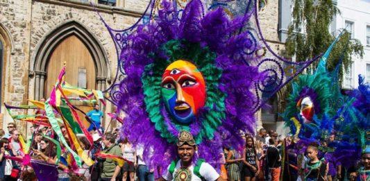 Londra - Carnevale di Notting Hill - Quantomanca.com