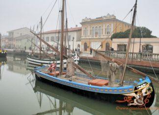 presepe viaggia in barca a Cesenatico