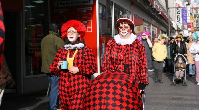 Carnevale in Colonia - Germania