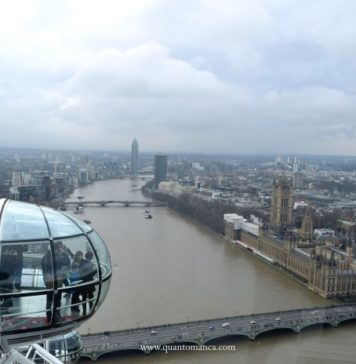 londra con i bambini london eye