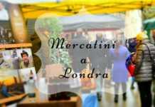 mercatini a londra