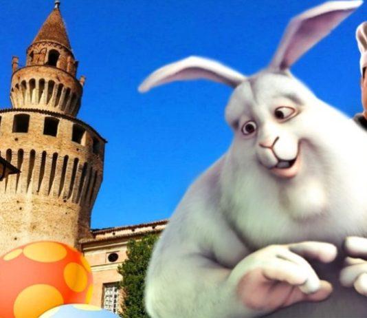 Feste per bambini di Pasqua e Pasquetta al Castello di Rivalta