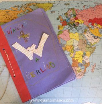 Consigli vacanze con Bambini - Scrapbooking - Quantomanca.com