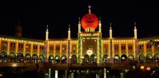 tivoli copenhagen halloween