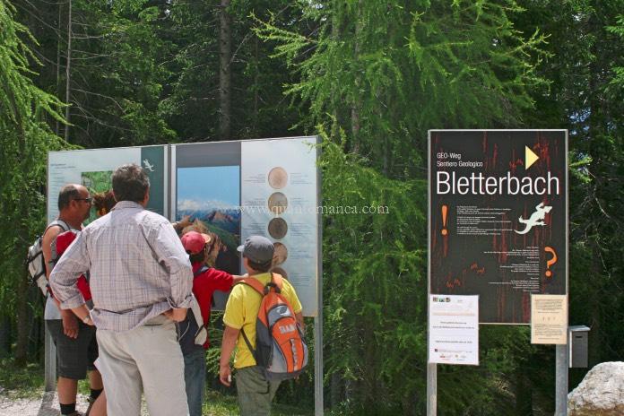Geopark Bletterbach