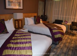 hotel crowne plaza londra