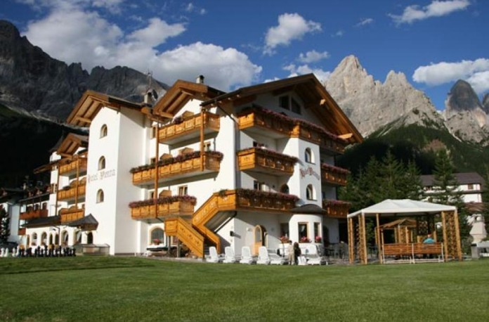 Hotel Vienna a San Martino di Castrozza