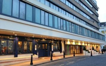 holiday inn london bloomsbury, hotel per famiglie londra