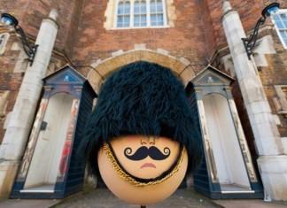 A Londra per Pasqua a cercare le uova