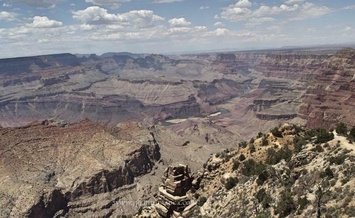 gran canyon vista