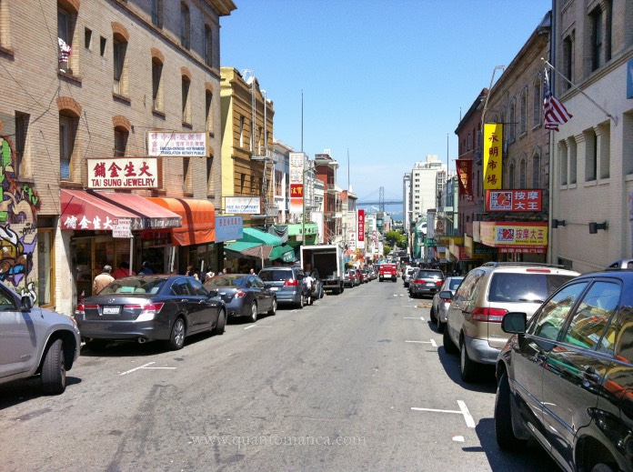 san francisco quartiere cinese