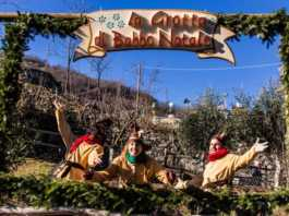 Grotta di Babbo Natale Ornavasso