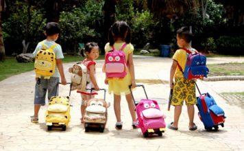 trolley bambini