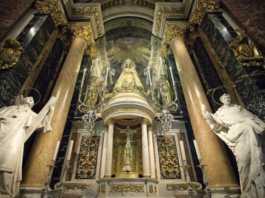 Basílica de los Desamparados valencia