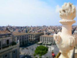 A Catania - viaggio breve con la famiglia