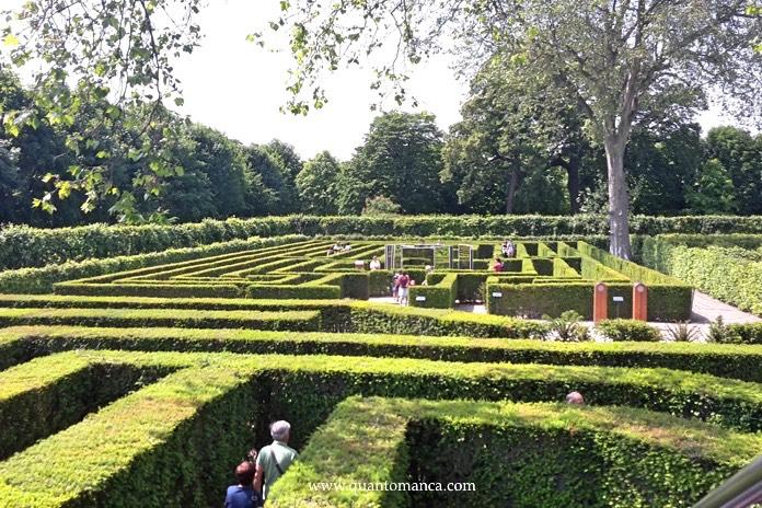 labirinto a vienna