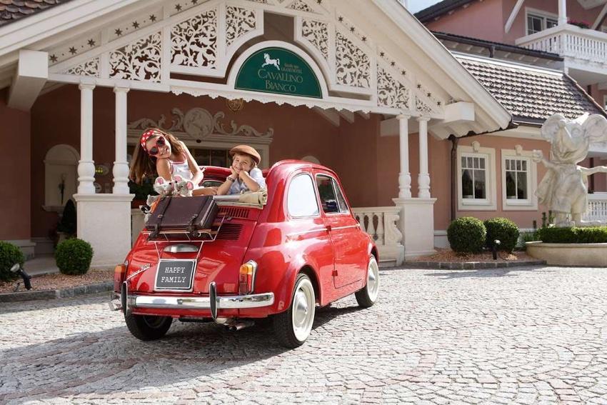 family hotel cavallino bianco miglior hotel per bambini