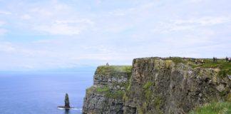 Irlanda - vacanze con Bambini - scogliere di Moher panoramica - Quantomanca.com