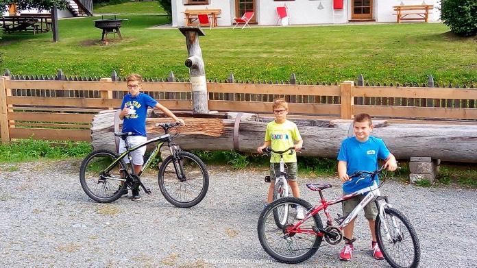 vacanze in bicicletta Val pusteria