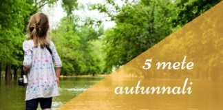 dove andare in autunno con i bambini