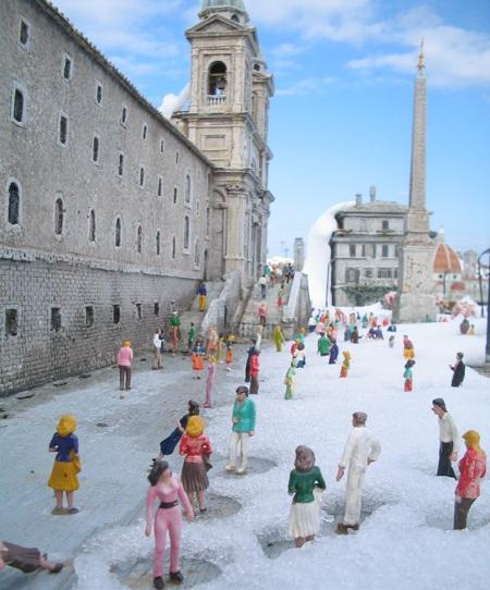 Cartina Dell Italia In Miniatura.A Spasso Per Italia In Miniatura Anche Durante Le Feste Natalizie Quantomanca Com