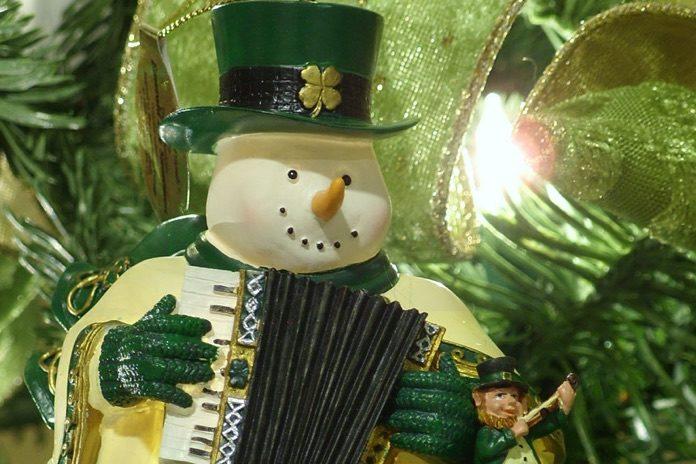 tradizioni natalizie in irlanda