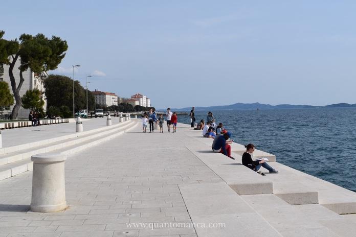 cosa vedere a Zara in Croazia con i bambini