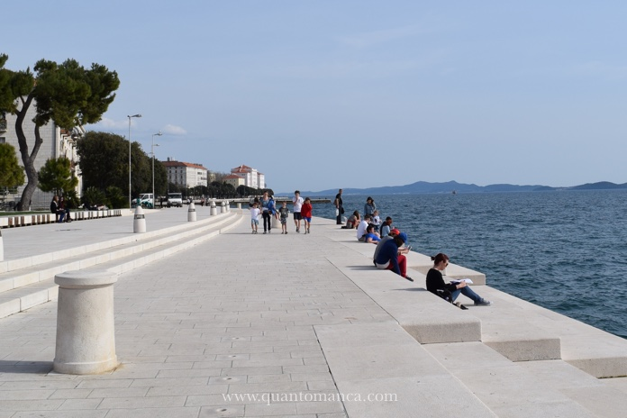 croazia zara spiagge