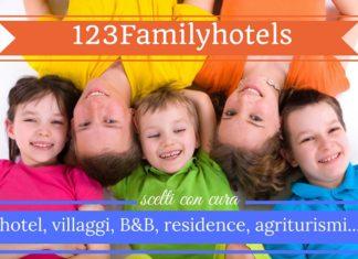 123familyhotels - alloggi selezionati per famiglie con bambini
