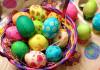 Pasqua: le decorazioni pasquali per la casa