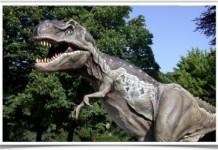 Dinosauri al parco michelotti