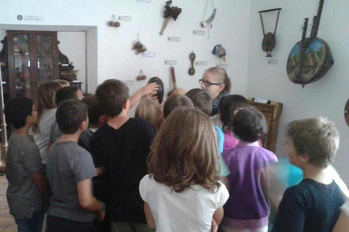 Museo degli Strumenti Musicali Popolari visite