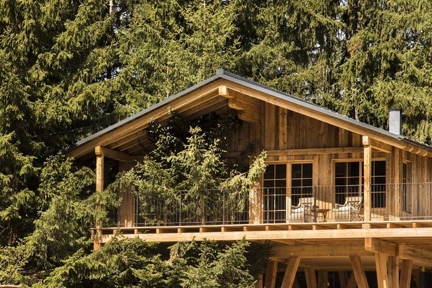 casa sull' albero