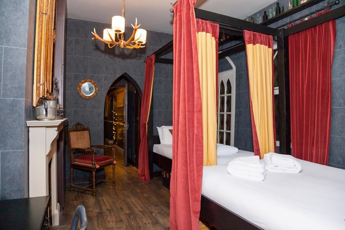 A Londra il family Hotel di Harry Potter - the georgian House ...