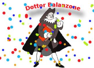 maschere italiane - dottor balanzone