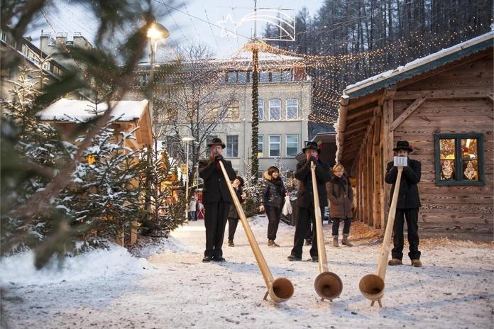 Brunico mercatino natalizio
