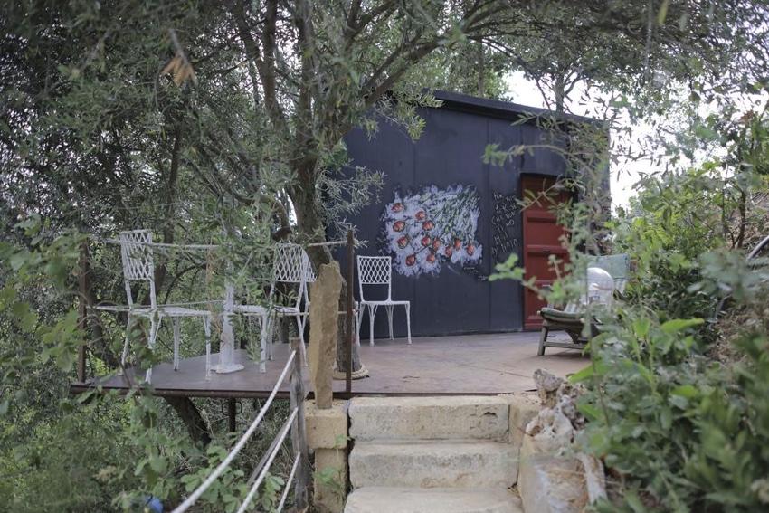 casa sulla albero Italia