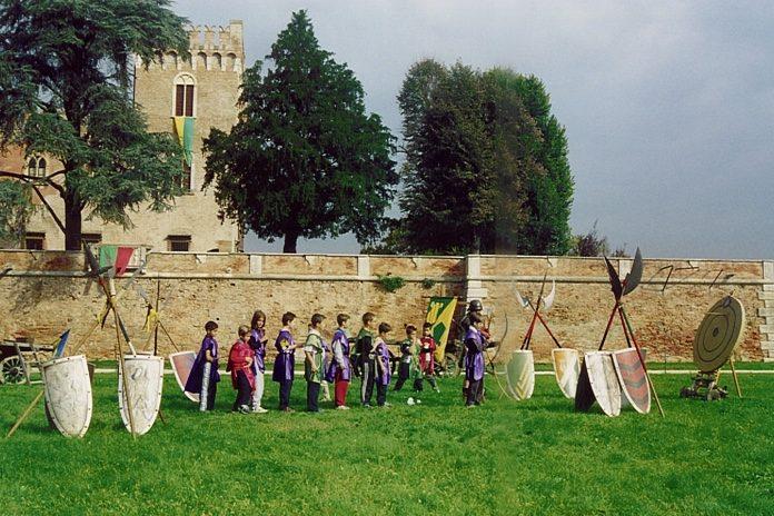 racconti di fiabe per bambini al castello bevilacqua