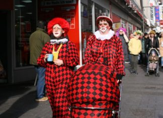 Carnevale in Colonia - Germania