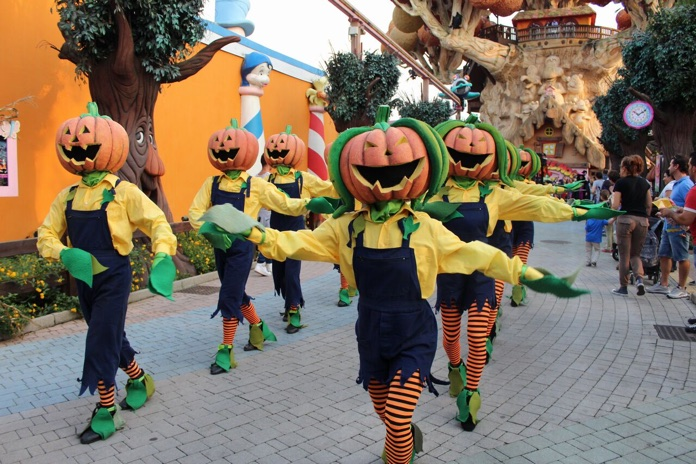 gardaland-halloween-sfilata