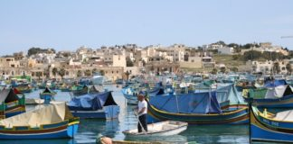 Vacanze di Pasqua Malta - Porto di Valetta