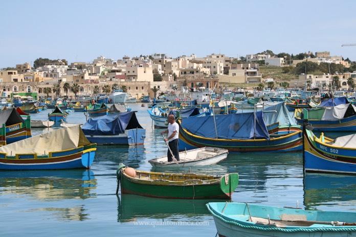 Malta - Porto di Valetta