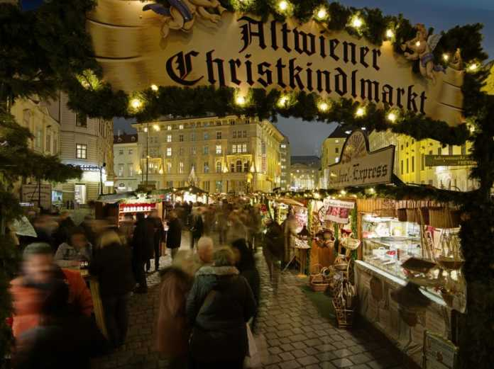 mercatini natalizi vienna